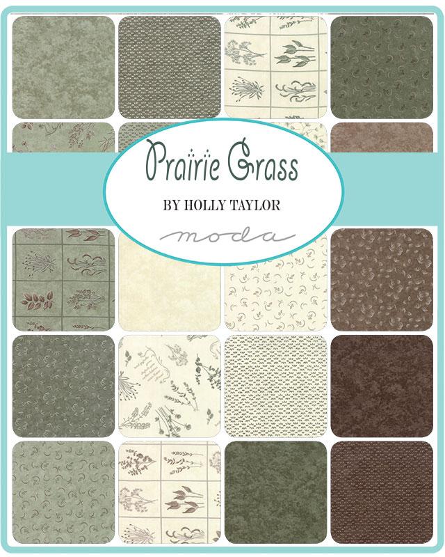 Moda Prairie Grass by Holly Taylor