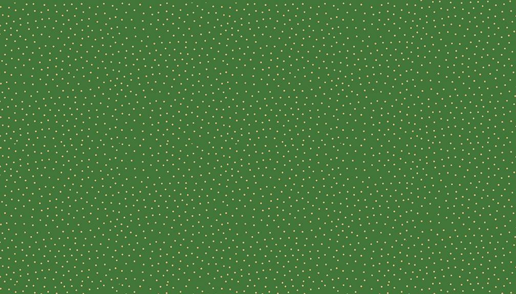 Yuletide Spot Green