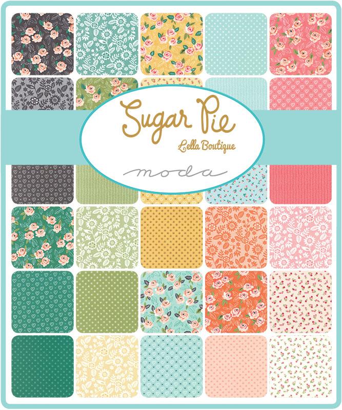 Moda Sugar Pie by Lella Boutique