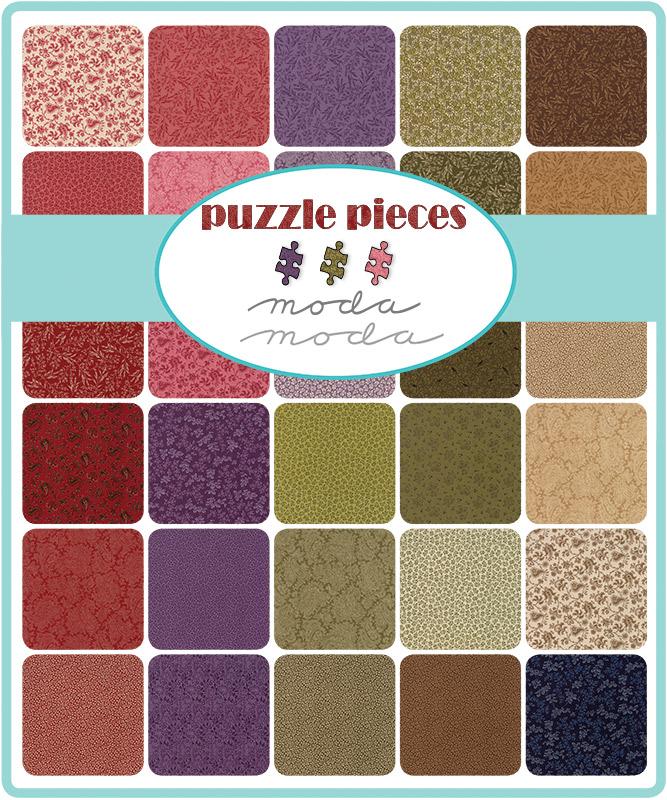 Moda Puzzle Pieces