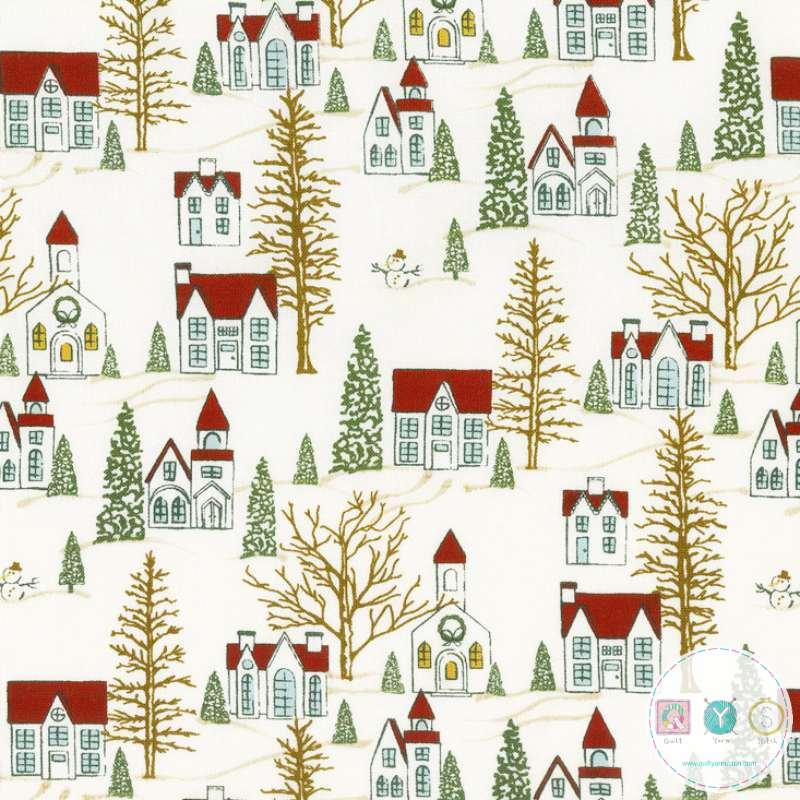 Winter Village by Basic Grey