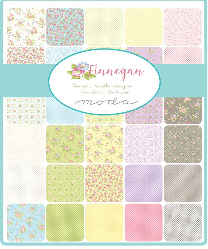 Moda Finnegan by Brenda Riddle Acorn Quilts