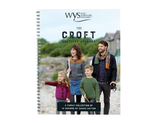 The Croft Shetland Colours Book