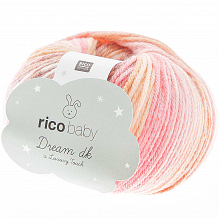 Rico Baby Dream DK Multicoloured