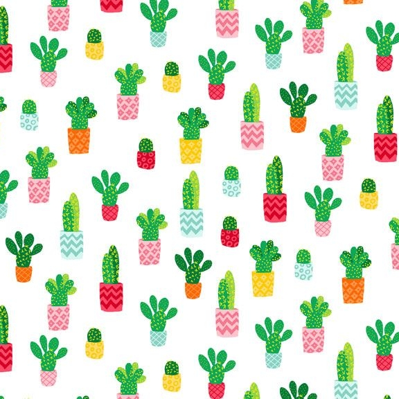 Makower Fruity Friends Cactus