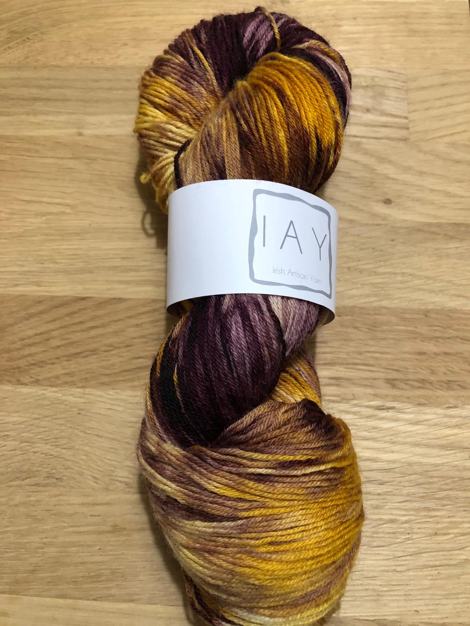 IAY OOAK 4ply Sock Yarn
