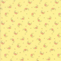 Guernsey Yellow Posey 1 metre remnant