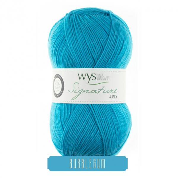 WYS Signature 4 ply Sock Yarn