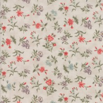 Moda Quill Flower 1.10 metre remnant