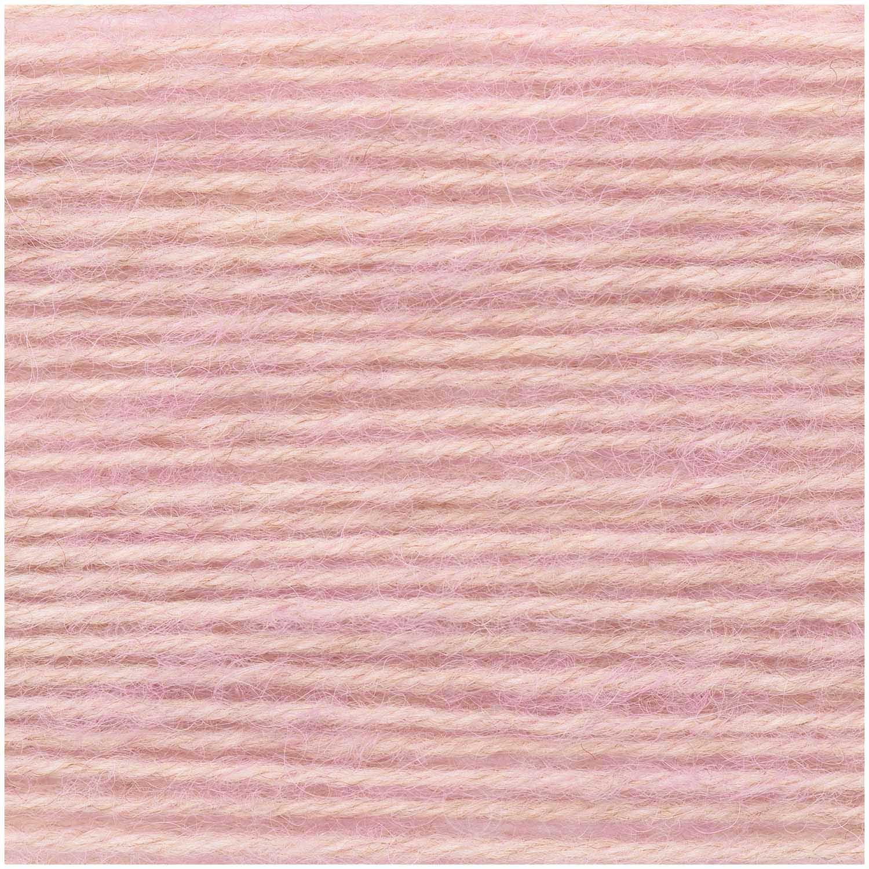 Rico Superba Alpaca Luxury Sock in Pink or Blue