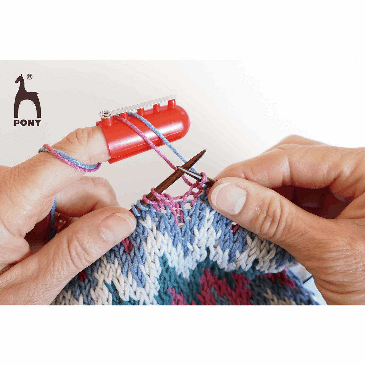 Knitters Thimble