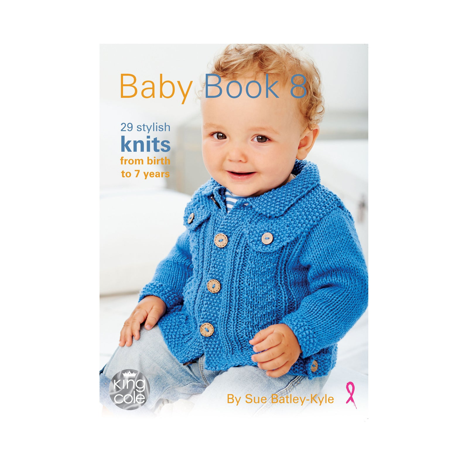 King Cole Pattern Book 8