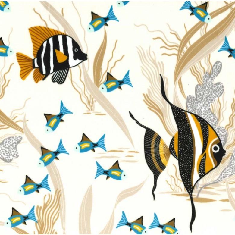 Michael Miller Fishtopia