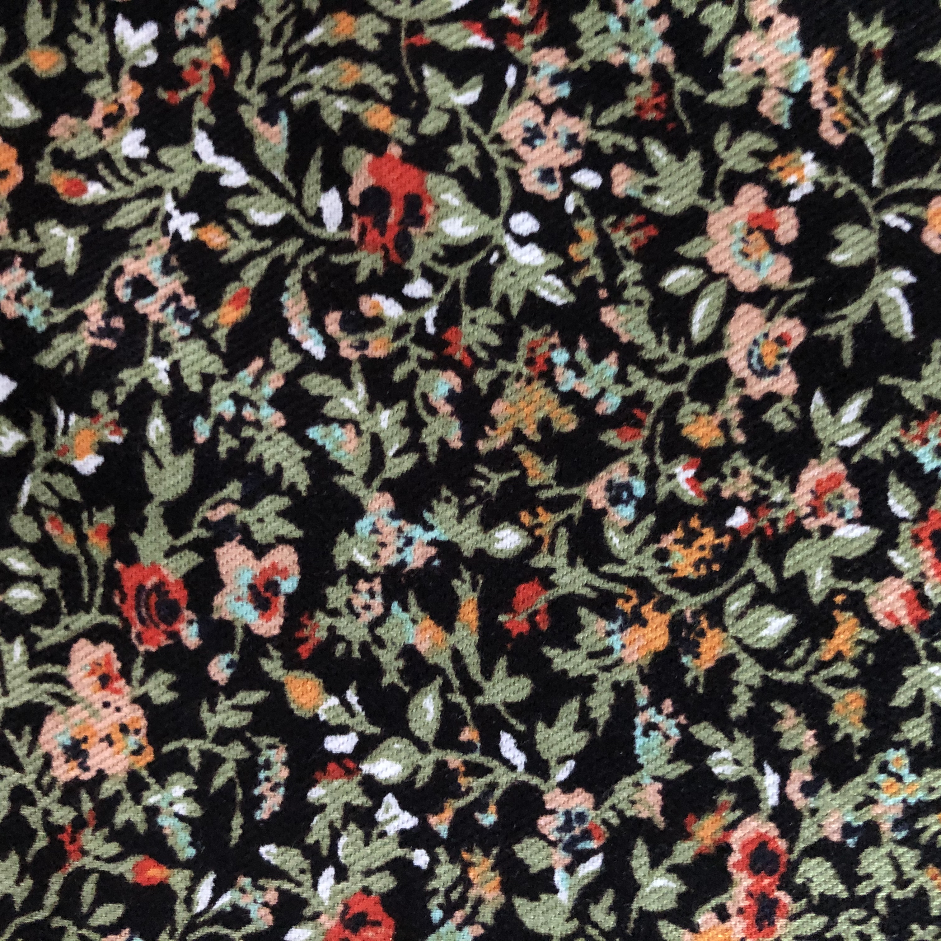 Lucille viscose twill 1.5 metre remnant