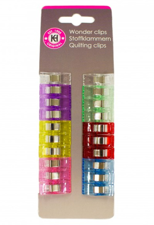 Quilting Clips- 20 pack