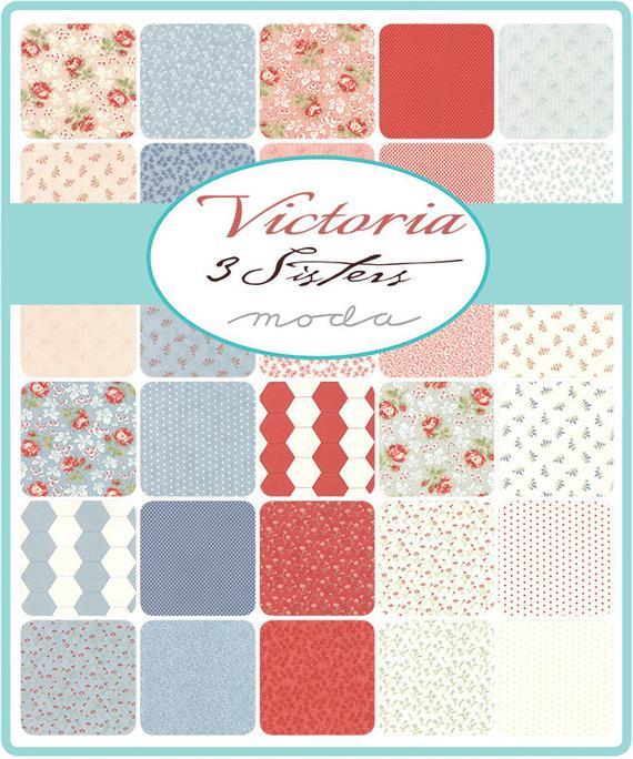 Moda Victoria by 3 Sisters