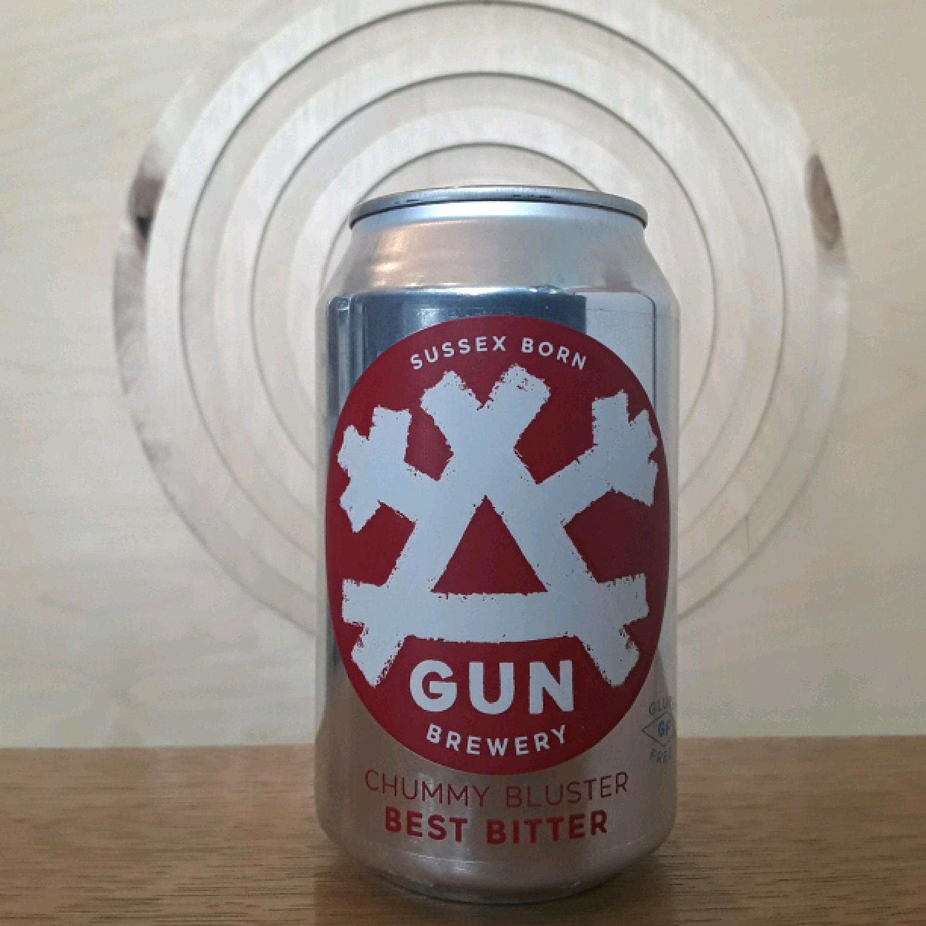 Gun Brewery | Chummy Bluster | Bitter