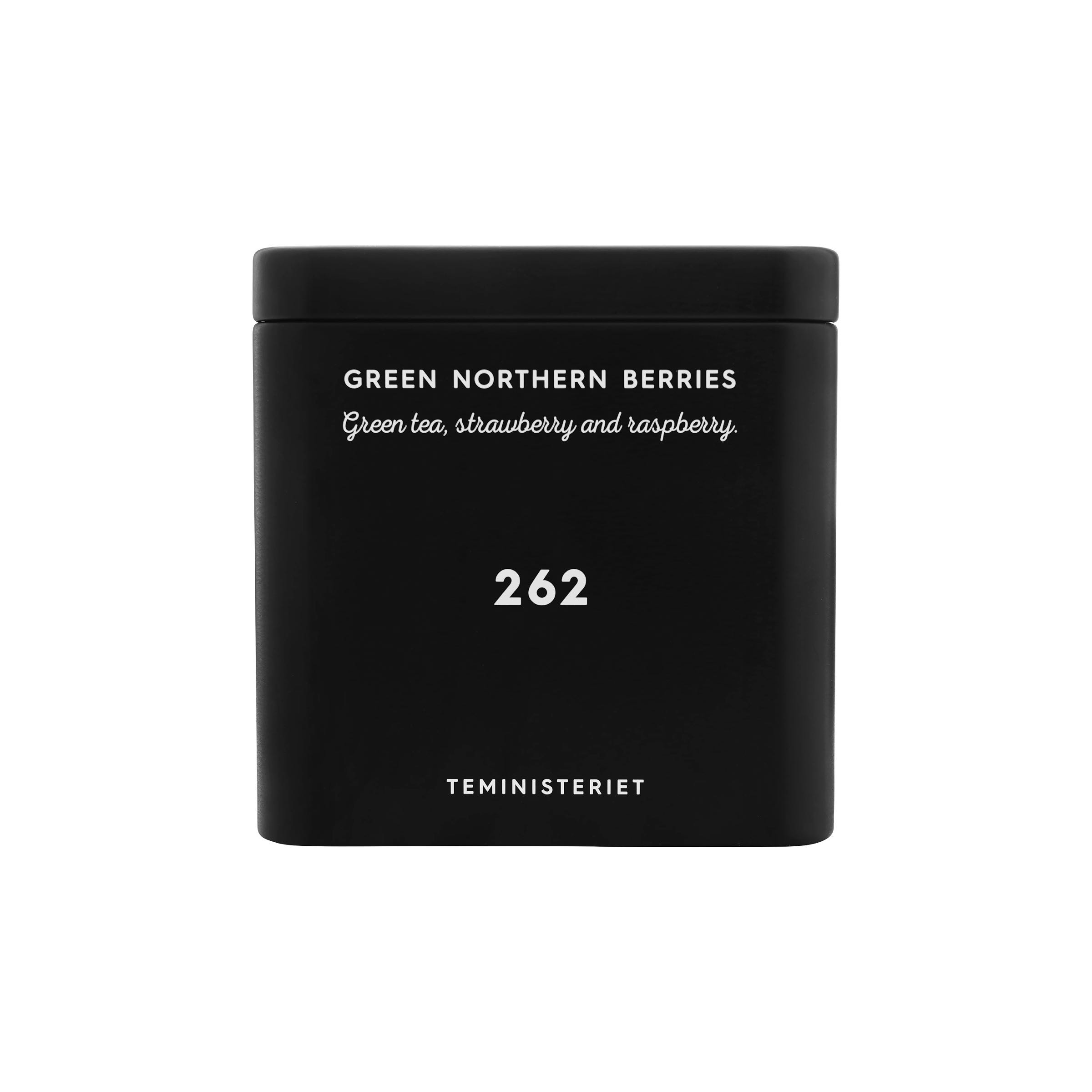 Teministeriet Tea 262 - Green Northern Berries