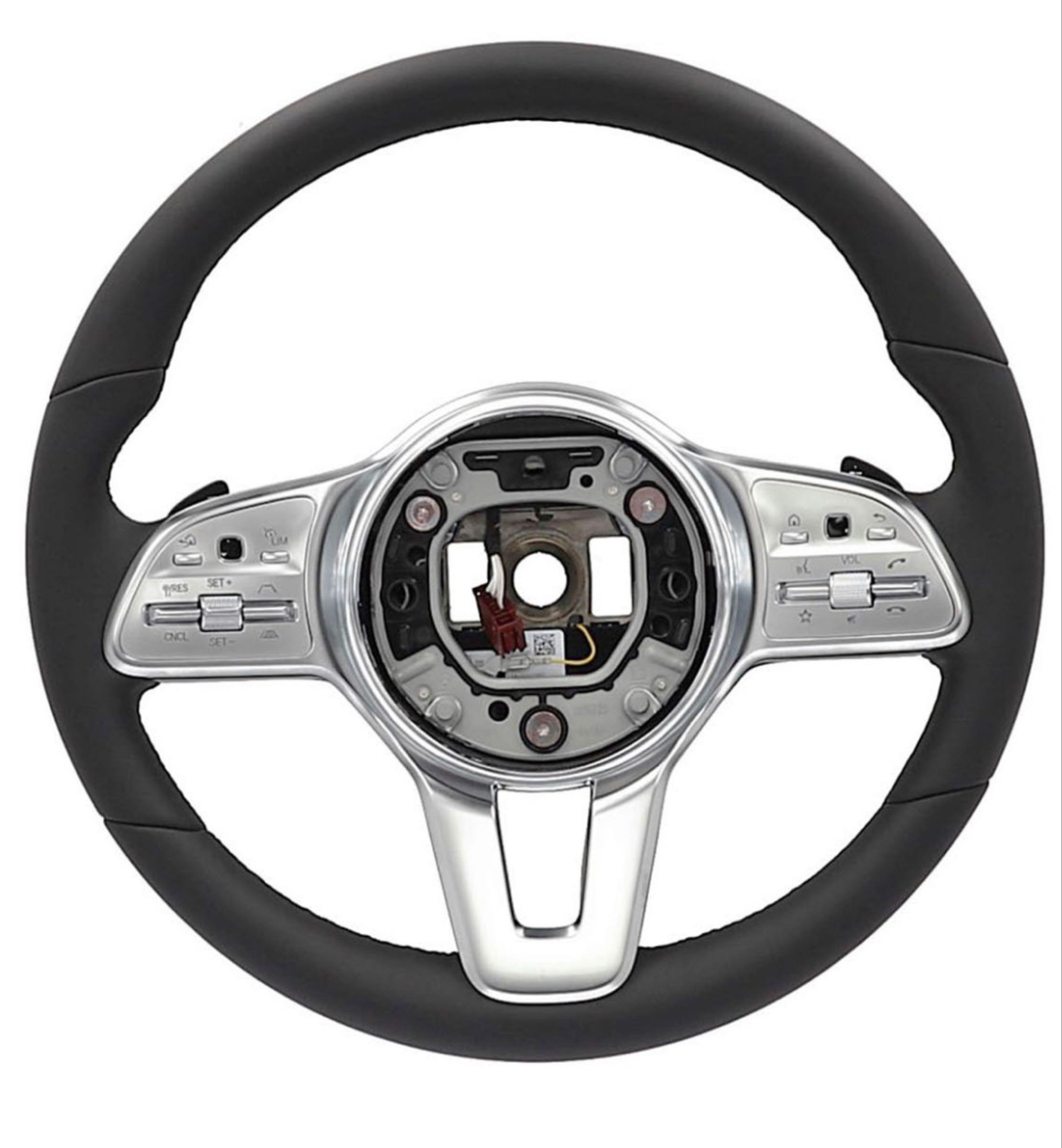 Læderrat u/airbag W/S213 222 - A0004605002