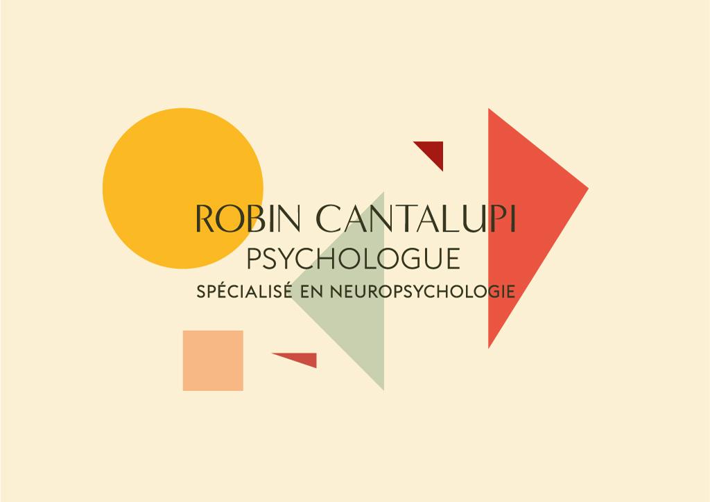 Robin Cantalupi - Psychologue et Neuropsychologue