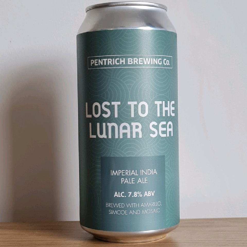 Pentrich Lost To The Lunar Sea