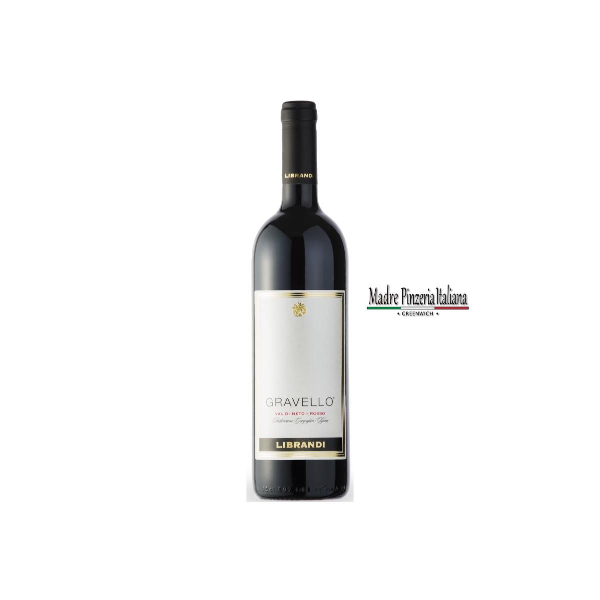 Wine Red GRAVELLO IGT