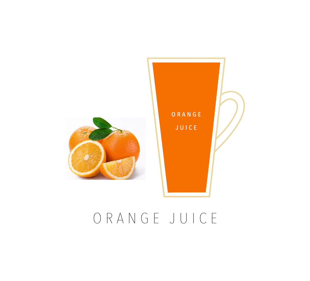 Fresh Orange 300ml Juice
