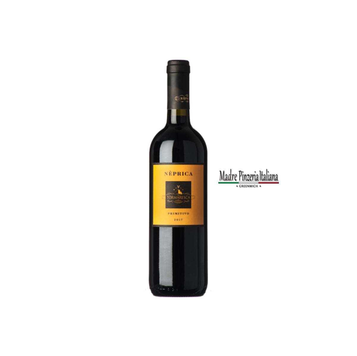 Wine Red NEPRICA Primitivo IGT