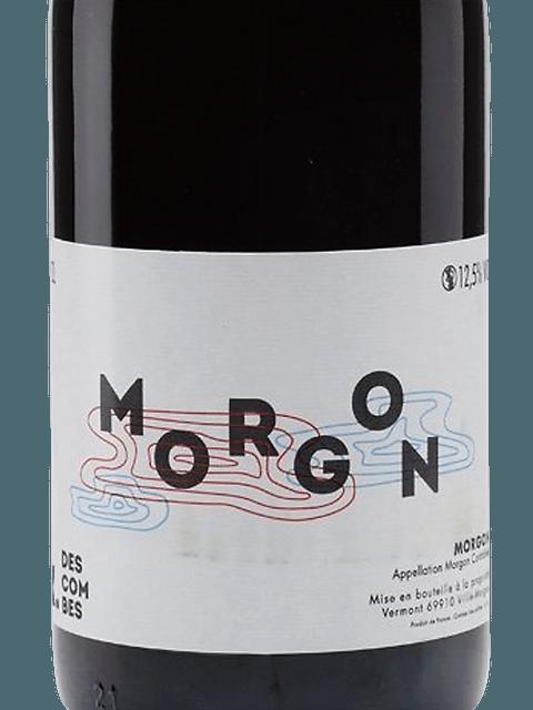 Kewin Descombes Morgon 2018