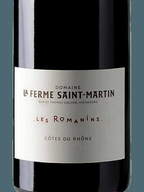La Ferme Saint-Martin Les Romanins 2020 | Red Wine | Romanin