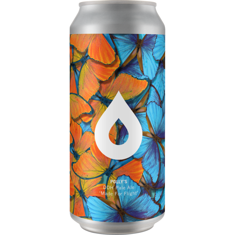 Polly's | Made For Flight | DDH Pale 5.5% 440ml