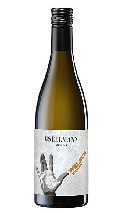 Gsellman Welshriesling 2018 |White Wine| Austria