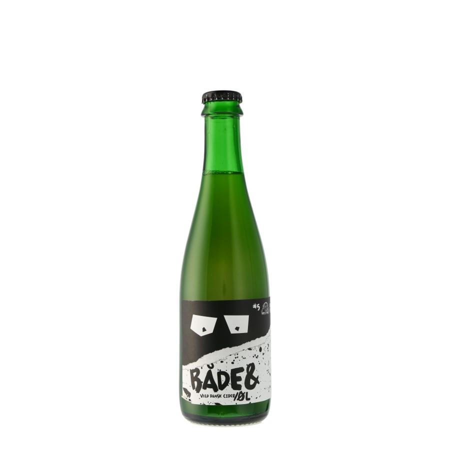 Æblerov X Mikkeller  | BÅDE& #5 |  Wild Danish Cider/Beer 6% 375ml