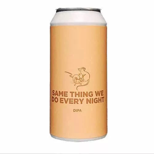 Pomona Island | Same Thing We Do Every Night | DIPA 8.5% 440ml