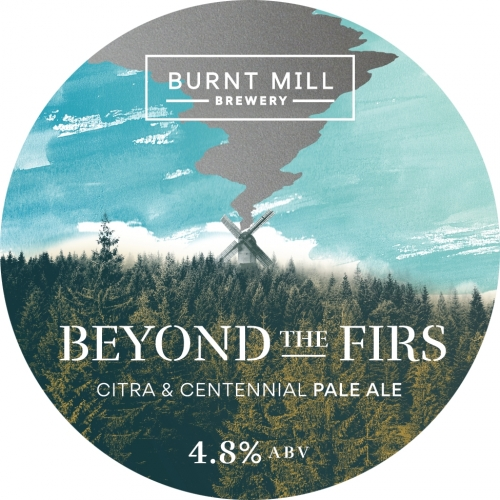ON TAP Burnt Mill | Beyond The Firs | GF Pale 4.8% x1 Litre