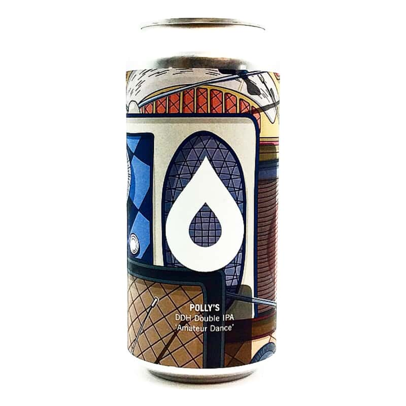 Polly's | Amateur Dance | DDH  Double IPA 8.1% 440ml