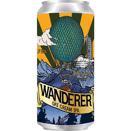 Abbeydale | Wanderer | Oat Cream IPA 6.2% 440ml