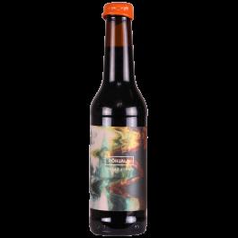 Pohjala | Cowboy Breakfast (Cellar Series) | Bourbon BA, Coffee, Blackcurrant & Chilli Imperial Stout | 12.5% 330ml