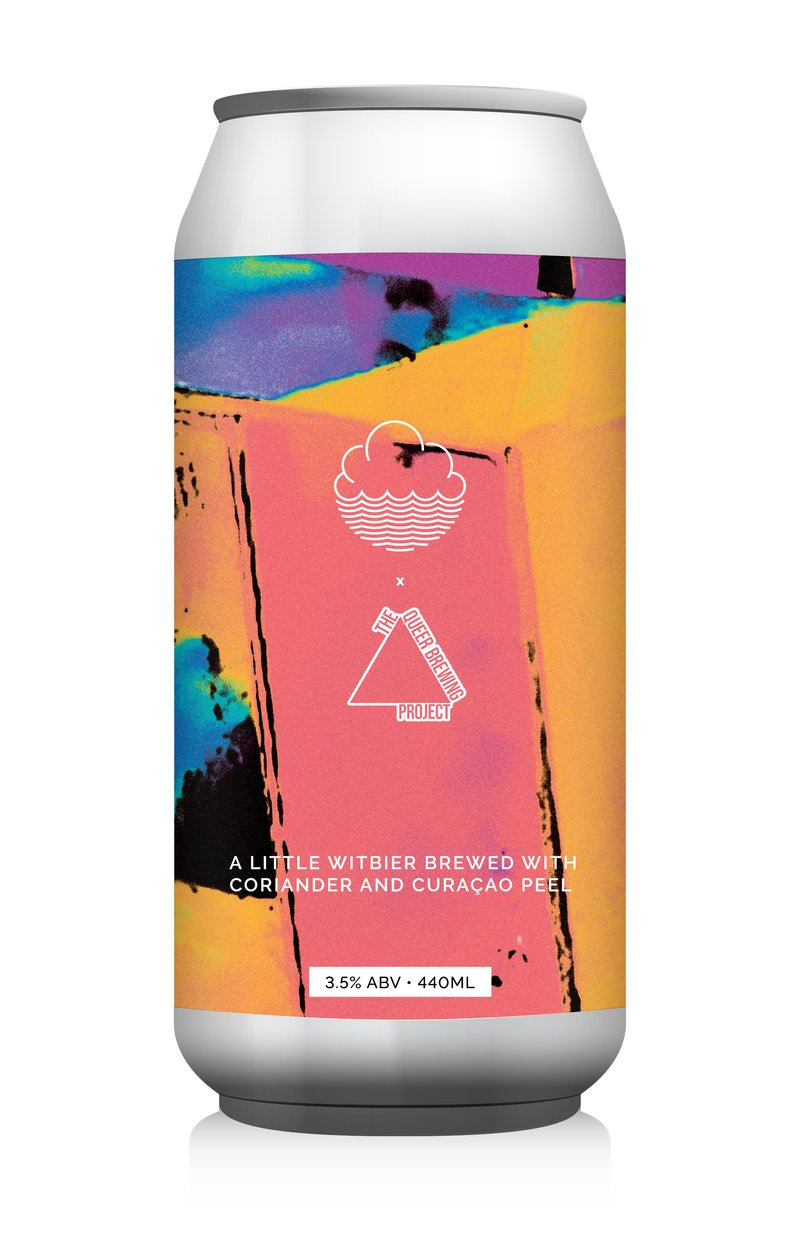 Cloudwater x  The Queer Brewing Project   Statement of Intent   Modern Wheat Beer 3.5%