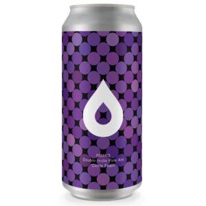 Polly's Brew Co. | Circle Foam | Double IPA 8% 440ml