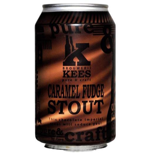 Kees | Caramel Fudge Stout | 11.5% 330ml