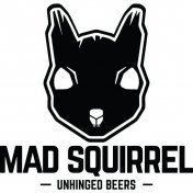 Mad Squirrel | Hoodblink | Double Chocolate White Stout 8% 440ml