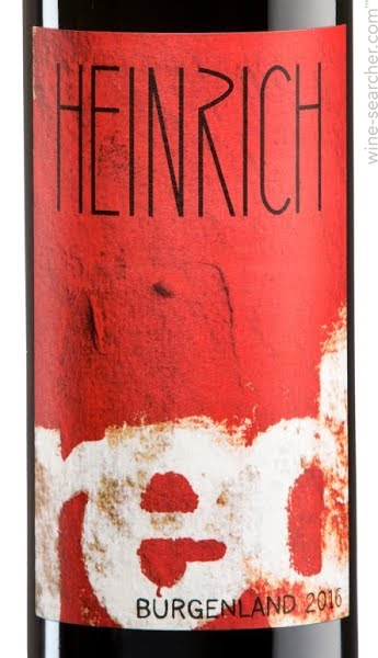 Heinrich Naked Red ORGANIC