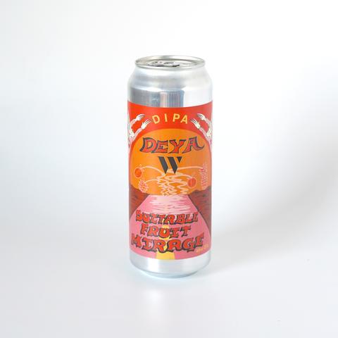 Deya x Wylam   Suitable Fruit Mirage   Big Juicy IPA 8% 500ml