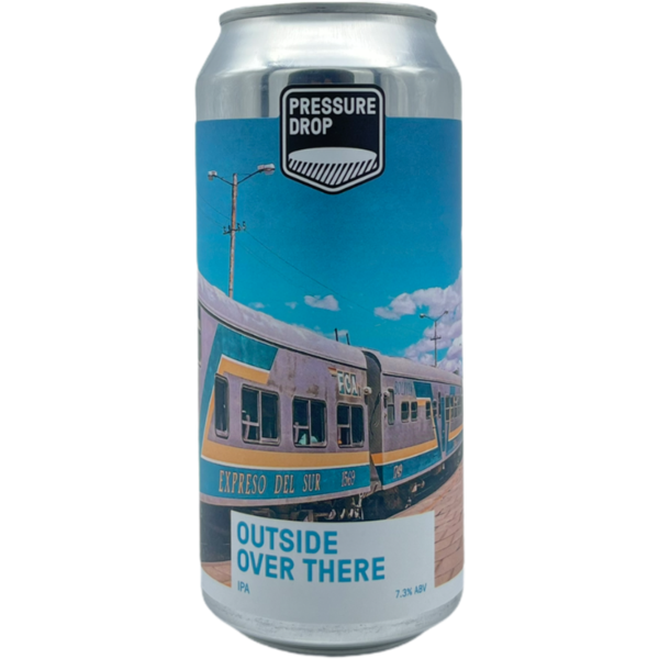 Outside Over There | Pressure Drop | West Coast IPA 7.3% 440ml