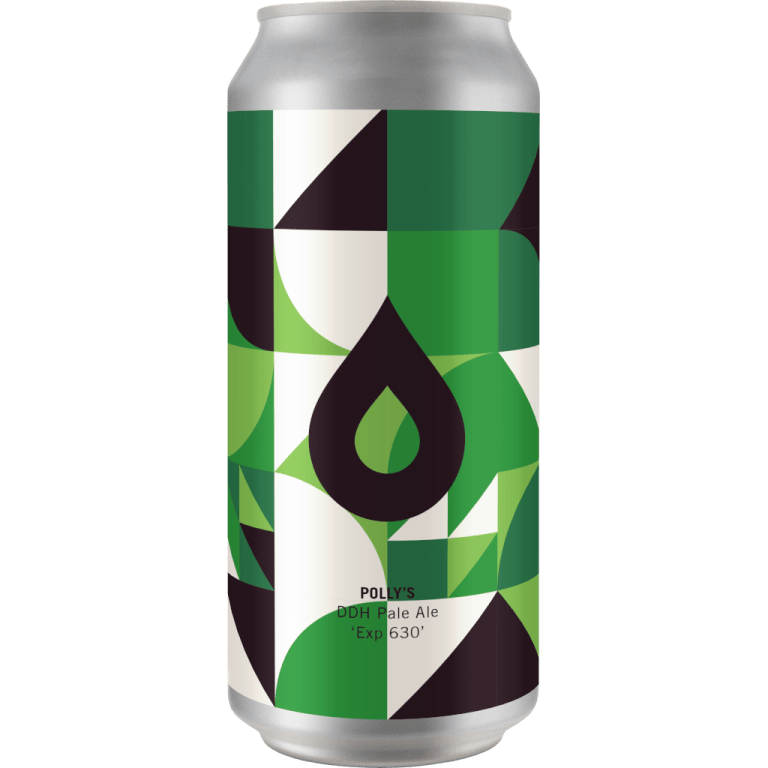 Polly's   EXP. 630   Experimental DDH Pale 5.5% 440ml