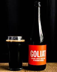 To Øl | Goliat Bourbon BA | Bourbon Barrel Aged Imperial Stout | 10.1% 375ml
