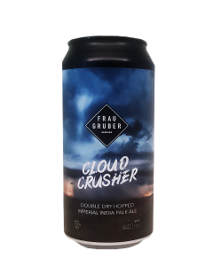 Frau Gruber | Cloud Crusher | DIPA 7.9% 440ml
