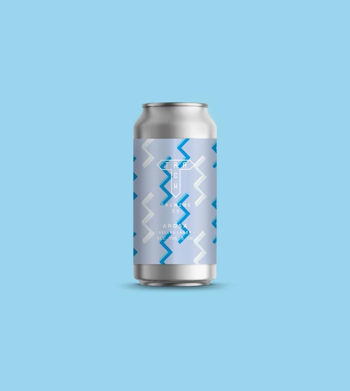 Track | Arosa | Helles 5.2% 440ml