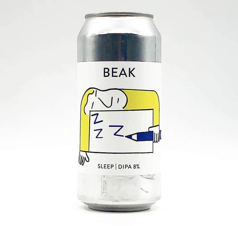 Beak | Sleep | DIPA 8% 440ml